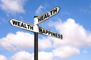 Health, wealth and hapiness_54450679