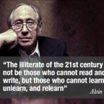 2. Alvin Tofler